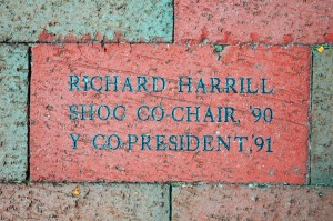 richard harrill brick