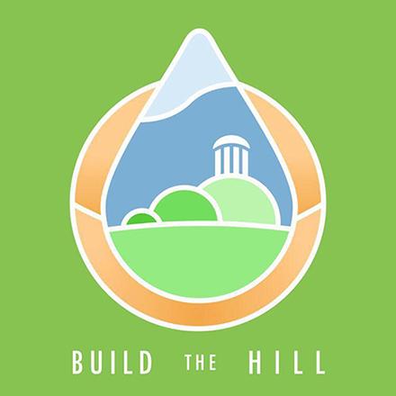 Build the Hill LogoNEWERDUDE