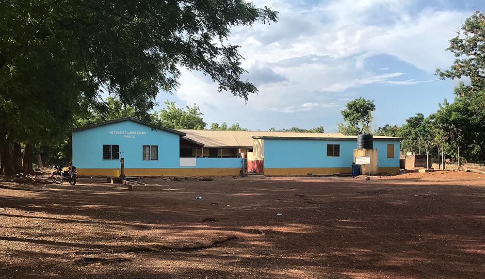 Methodist Clinic Lawra Ghana